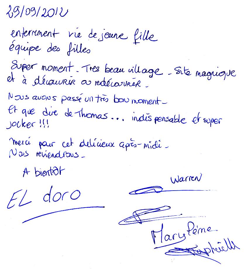 Bekannt Texte d'enterrement de vie de jeune fille - Idée de soirée SK43