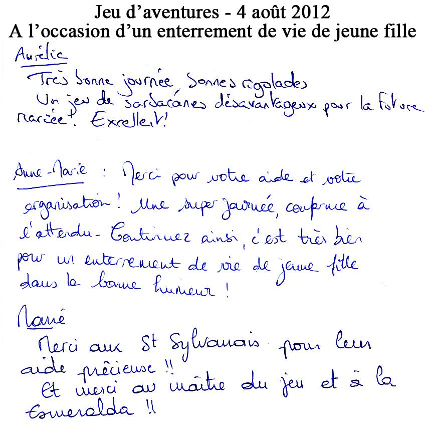 Bevorzugt Jeux d' Aventures - Jeux en équipe (team building) - Loisir insolite. ET87